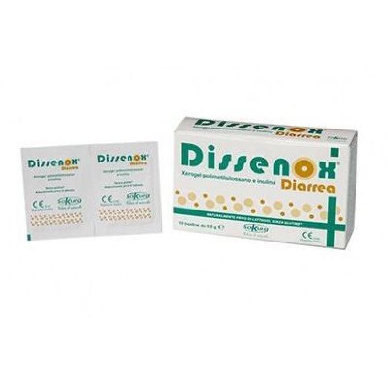 DISSENOX DIARREA 10 BUSTINE DA 0,8 G