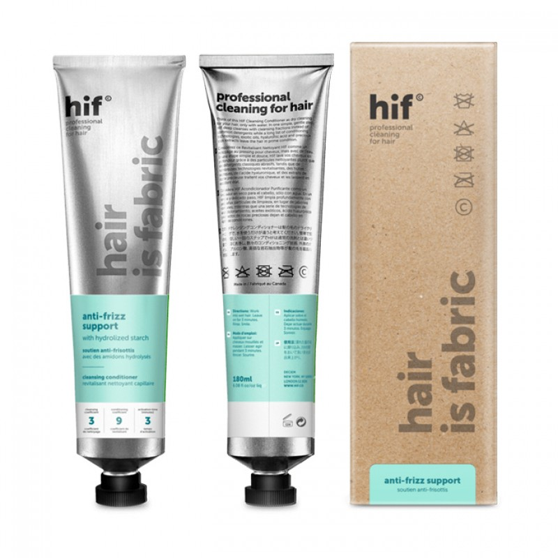 HIF ANTI FRIZZ SUPPORT 180ML