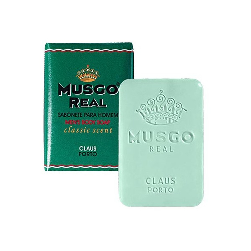 MUSGO REAL MEN'S BODY SOAP CLASSIC