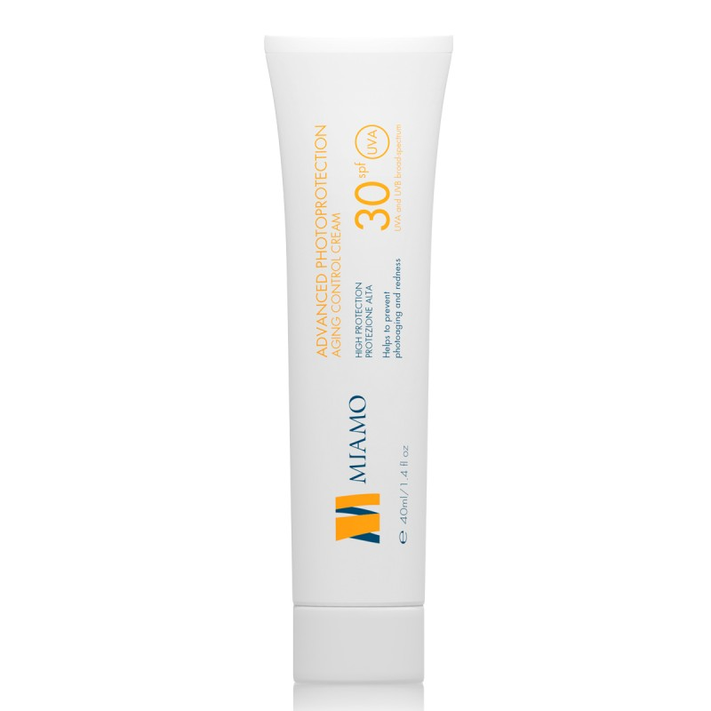 ADVANCED PHOTOPROTECTION AGING-CONTROL CREAM 30 MIAMO 40 ML