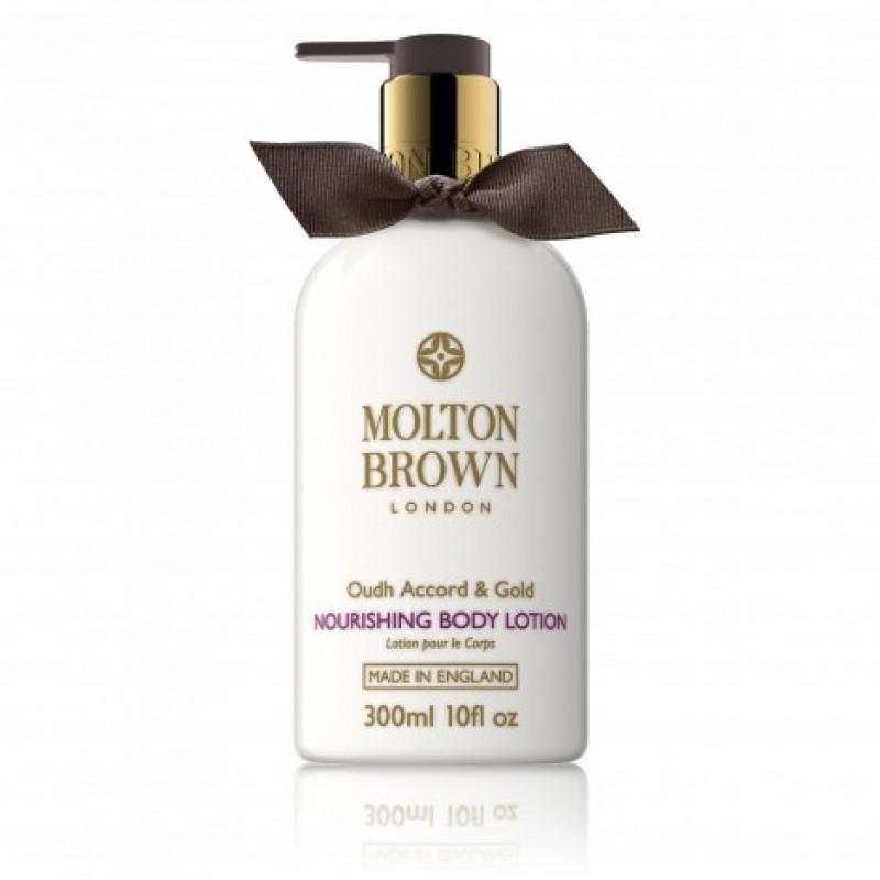 MOLTON BROWN OUDH&GOLD LOZ CORPO