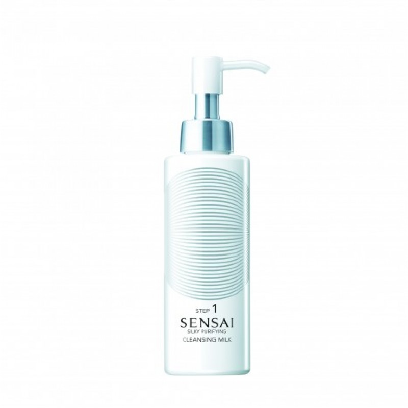 SENSAI SILKY PURIFYING CLEANSING MILK STEP 1 150 ML