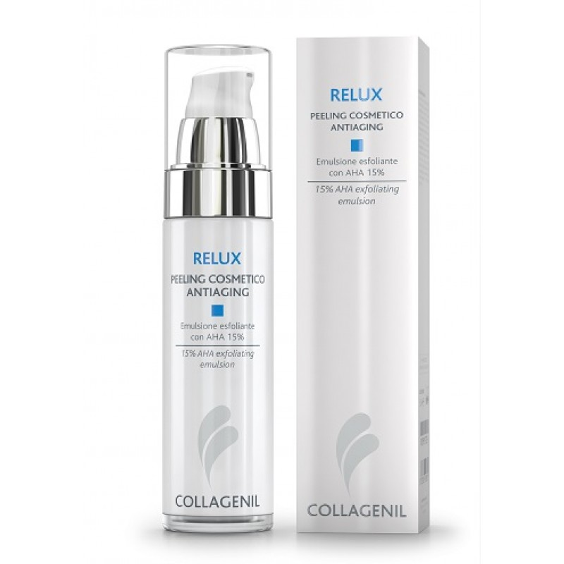 COLLAGENIL RELUX PEELING COSMETICO ANTIAGING 50 ML