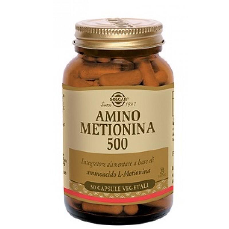 AMINO METIONINA 500 30 CAPSULE VEGETALI