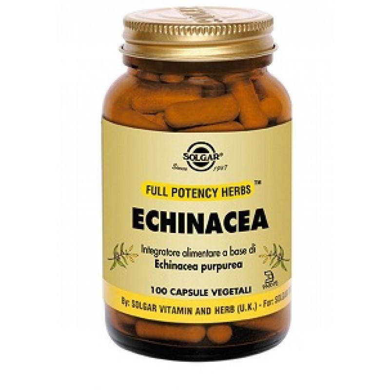 ECHINACEA 100 CAPSULE VEGETALI