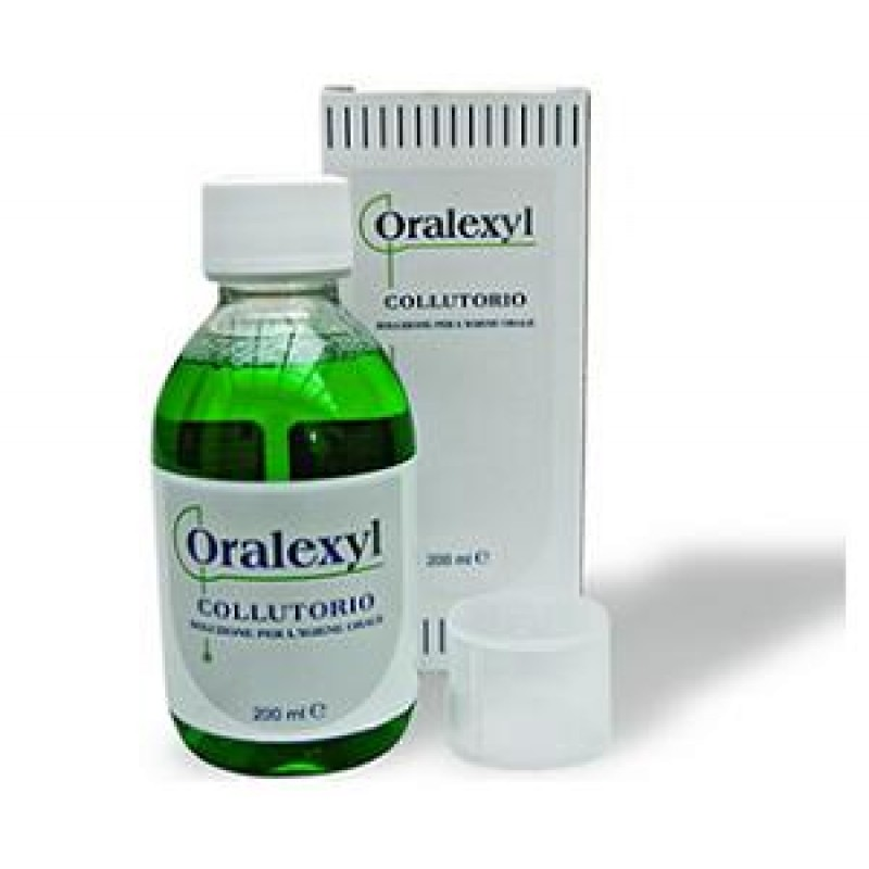 COLLUTORIO ORALEXYL 200 ML