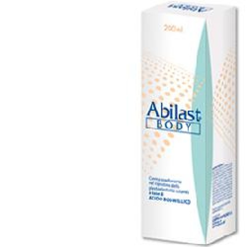 ABILAST BODY CREMA SMAGLIATURE 200 ML