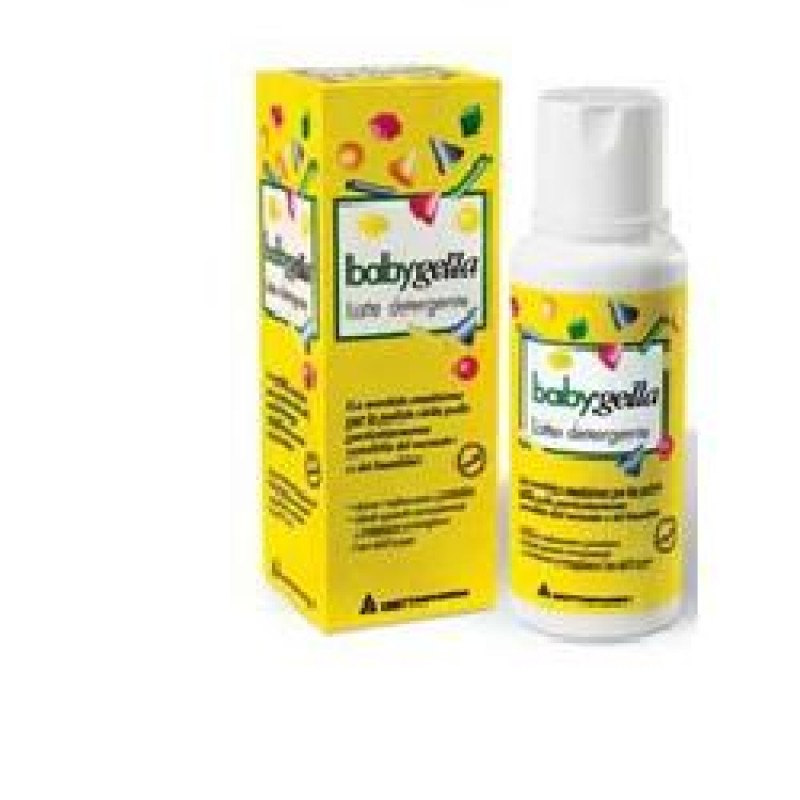 BABYGELLA LATTE 250 ML