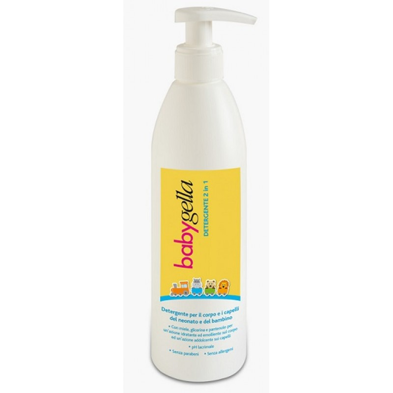 BABYGELLA DETERGENTE 2 IN 1 300ML
