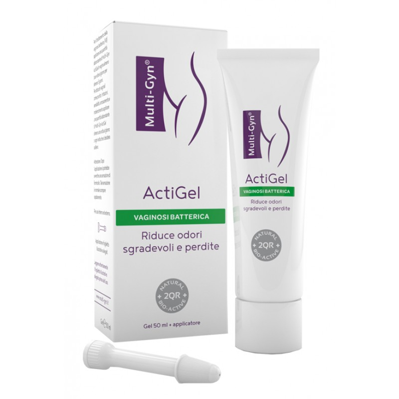 ACTIGEL MULTI GYN 50 ML