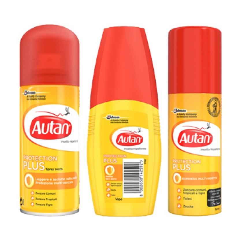 AUTAN PROTECTION PLUS VAPO 100ML