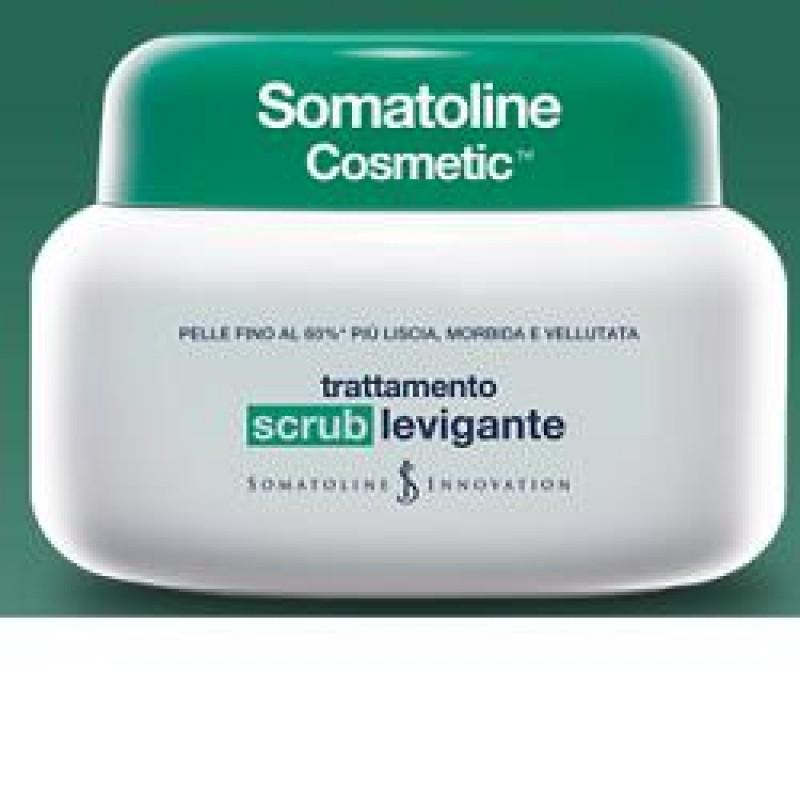 SOMATOLINE COSMETIC TRATTAMENTO SCRUB CORPO LEVIGANTE 600 G