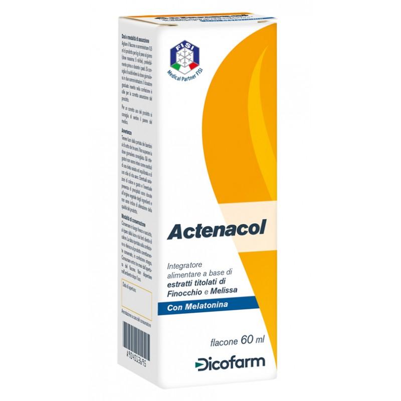 ACTENACOL 60 ML