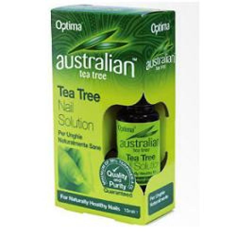 AUSTRALIAN TEA TREE NAIL SOLUTION SOLUZIONE UNGHIE 10 ML