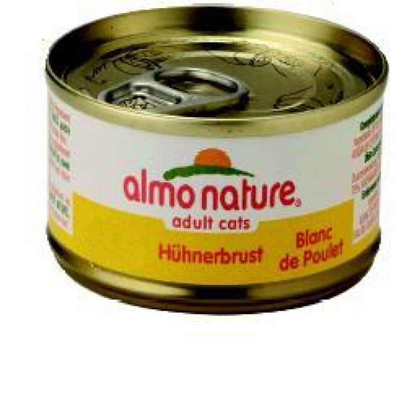 ALMO NATURE CAT TROTA TONNO 70