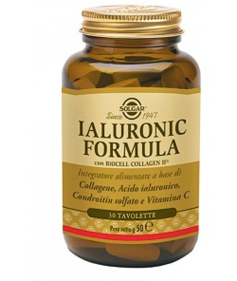 IALURONIC FORMULA 30 TAVOLETTE