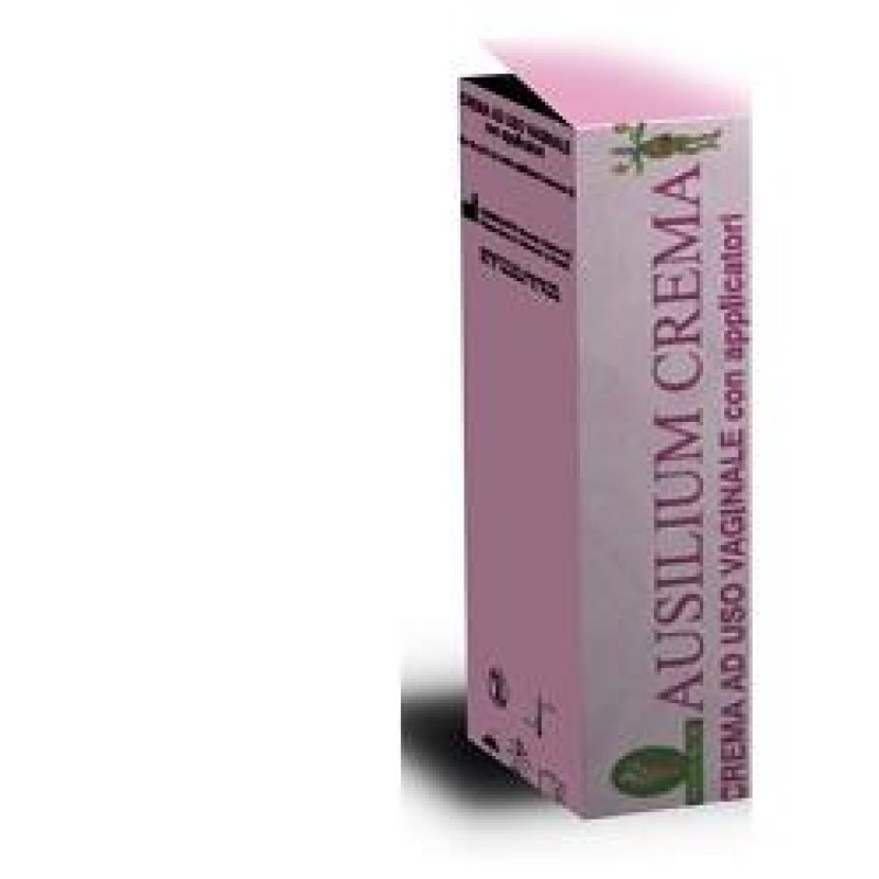 AUSILIUM CREMA VAGINALE TUBO 30G CON 7 APPLICATORI MONOUSO