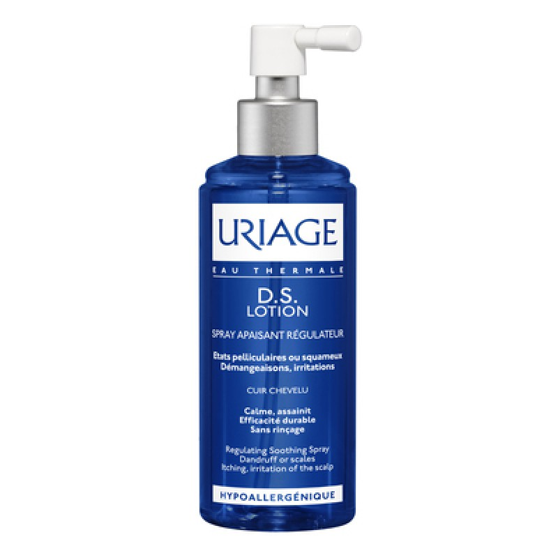 URIAGE D.S. LOZIONE SPRAY PER CUOIO CAPELLUTO ANTIFORFORA 100ML