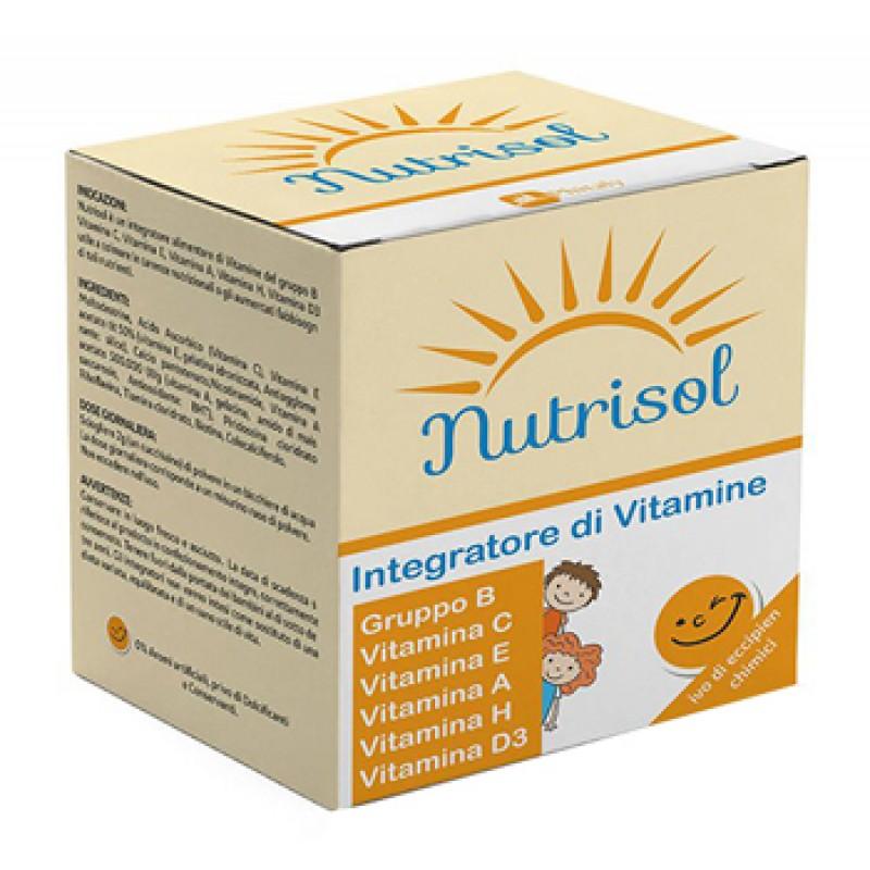 NUTRISOL POLVERE 60 G