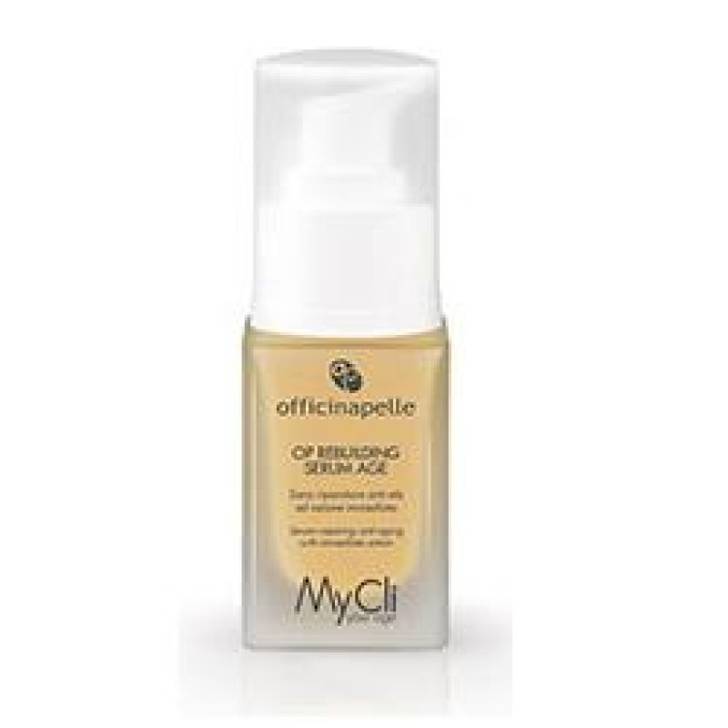 MYCLI OFFICINA PELLE REBUILDING SERUM AGE 50 ML