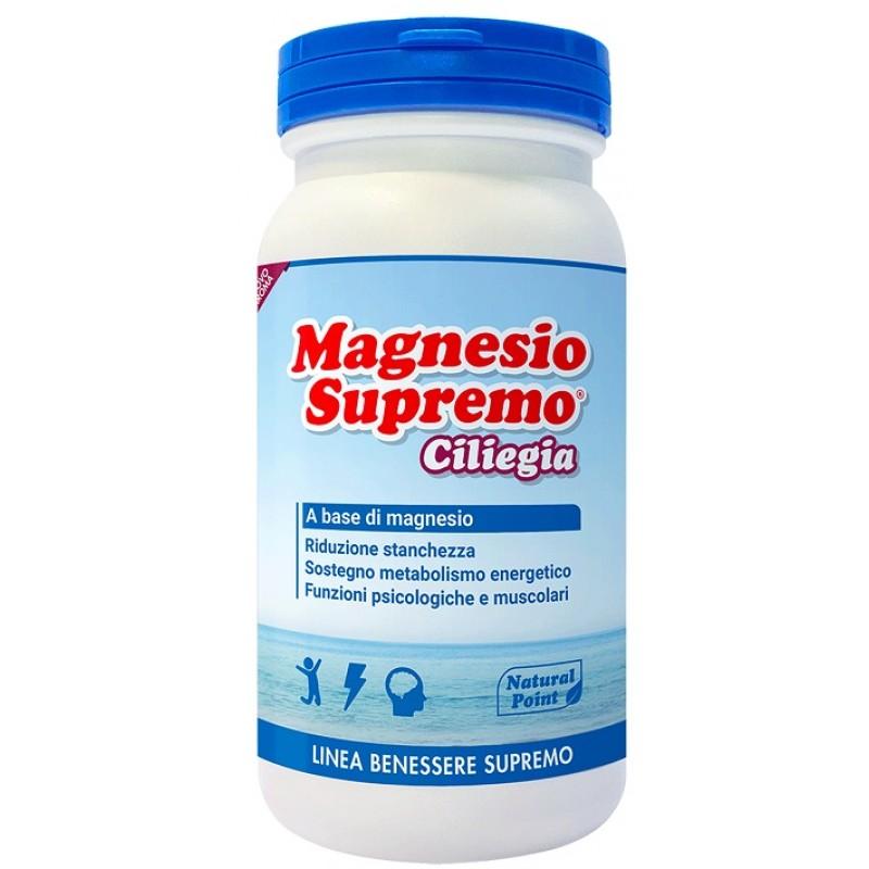 MAGNESIO SUPREMO CILIEGIA POLVERE 150 G