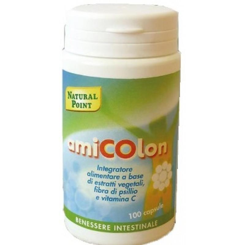 AMICOLON 100 CAPSULE VEGETALI