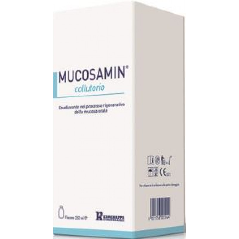 COLLUTORIO MUCOSAMIN 250 ML