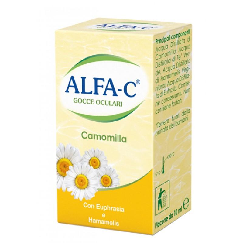 ALFA C GOCCE OCULARI 10 ML