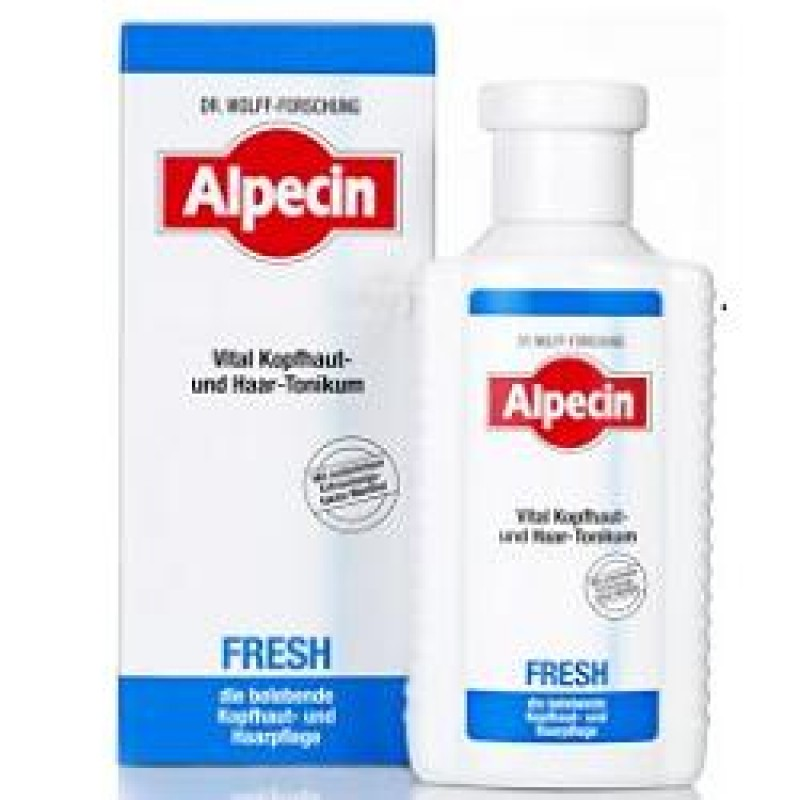 ALPECIN FRESH TONICO RIVITALIZZANTE 200 ML