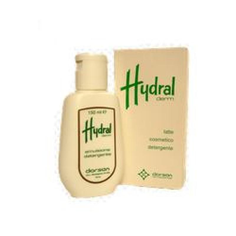 HYDRAL LATTE DETERGENTE 150 ML