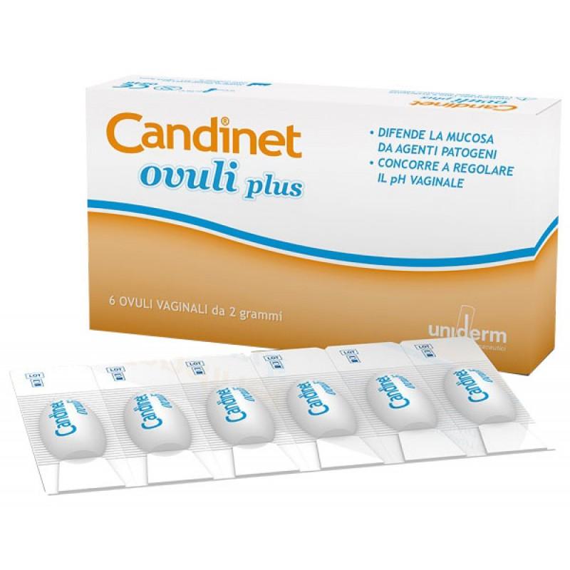 CANDINET 6 OVULI VAGINALI
