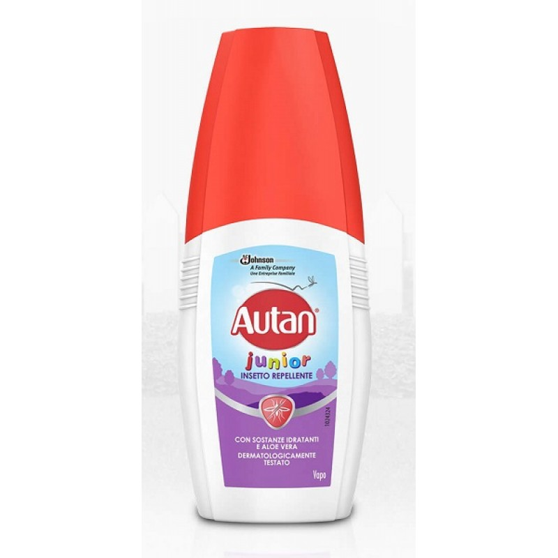 AUTAN JUNIOR VAPO 100 ML