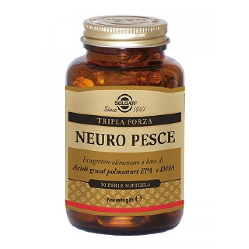 NEURO PESCE 50 PERLE SOFTGELS 85 G