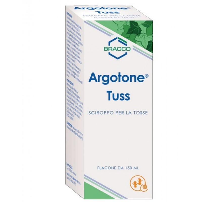 ARGOTONE TUSS SCIROPPO TOSSE 150 ML