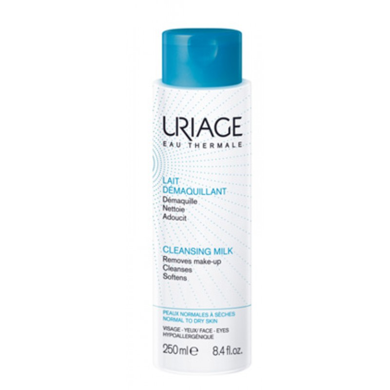 URIAGE LATTE DETERGENTE 250 ML