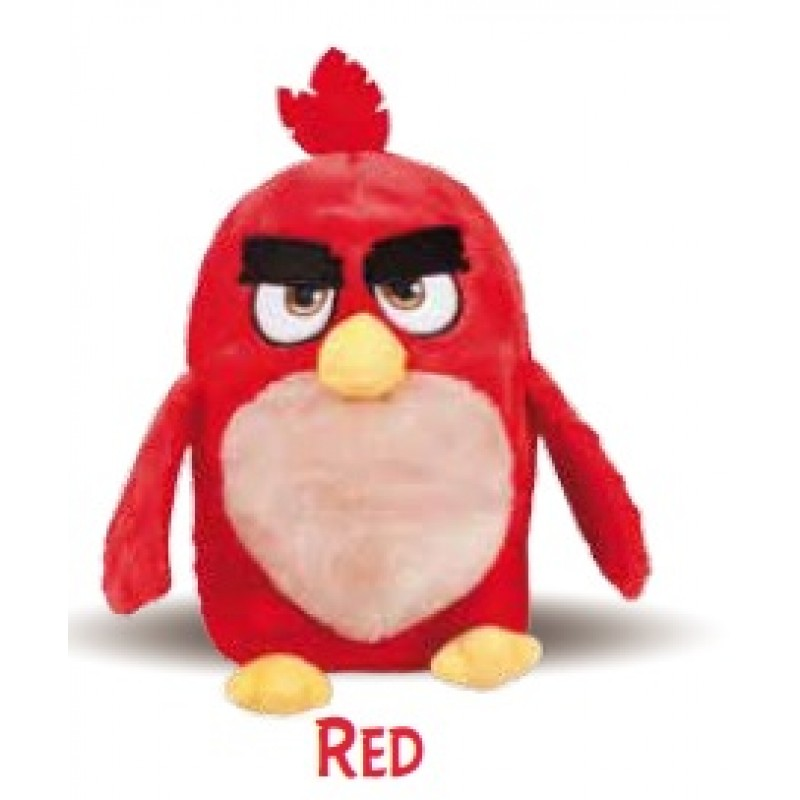ANGRY BIRDS RED PELUCHE RISCALDABILE