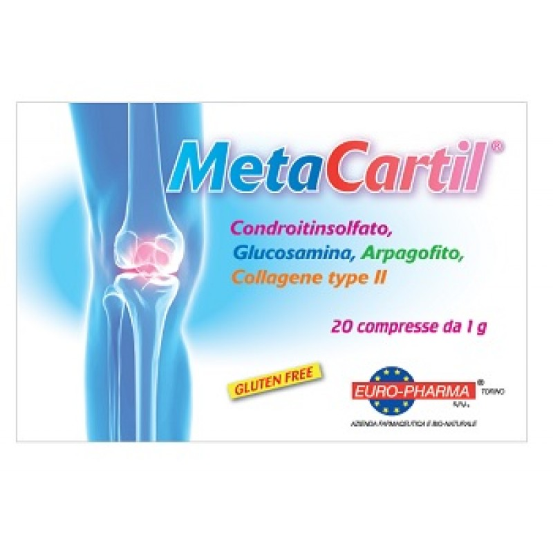 METACARTIL 20 COMPRESSE