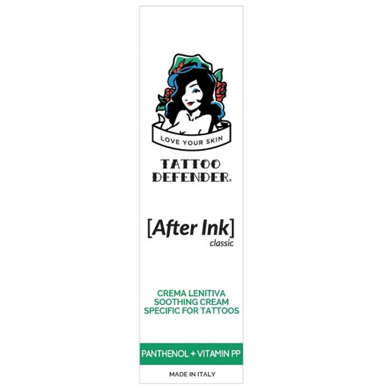 AFTER INK CLASSIC CREMA PER TATUAGGI 50 ML