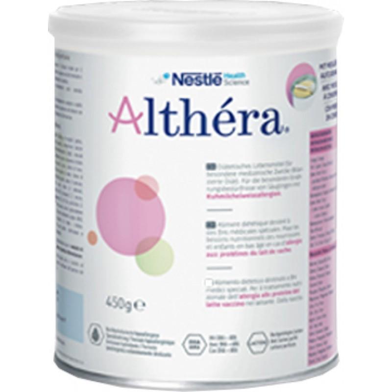 ALTHERA LATTE IPOALLERGENICO NEUTRO 450 G_