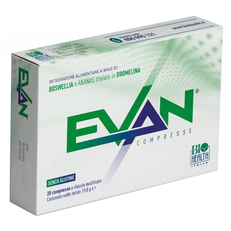 EVAN 20 COMPRESSE RETARD