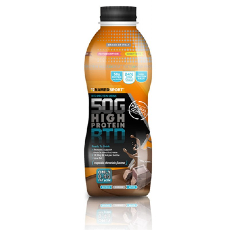 50G HIGH PROTEIN RTD EXQUISITE CHOCOLATE 500 ML