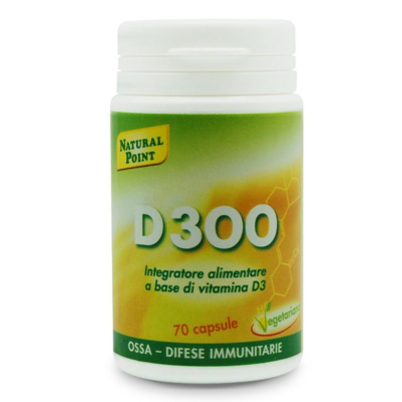 D 300 70 CAPSULE VEGETALI