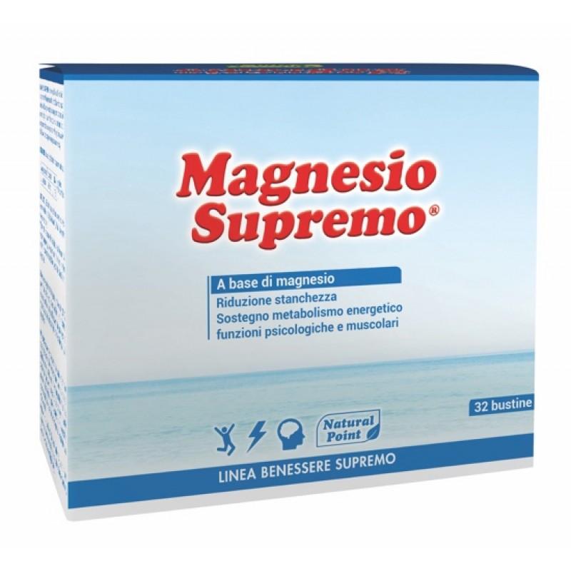 MAGNESIO SUPREMO 32 BUSTINE