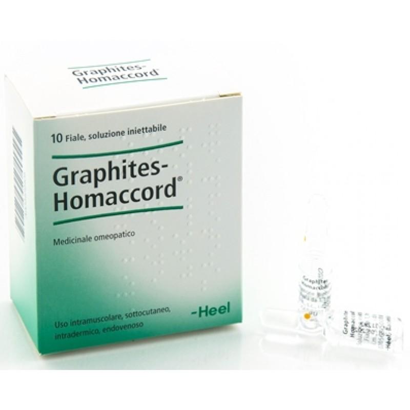 GRAPHITES HOMAC 10F 1,1ML HEEL