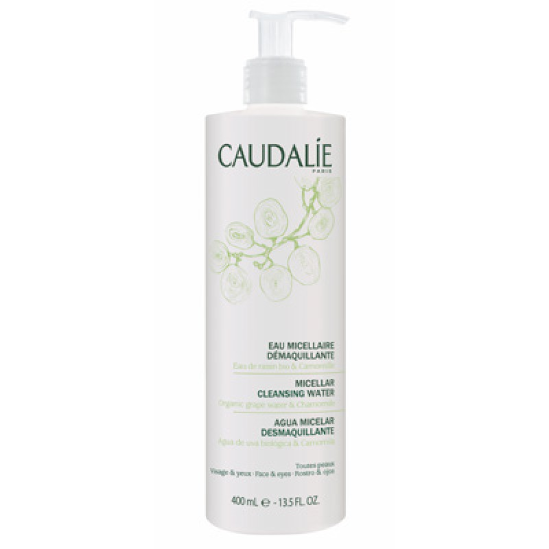 CAUDALIE EAU MICELLAIRE DEMAQUILLANTE 400 ML