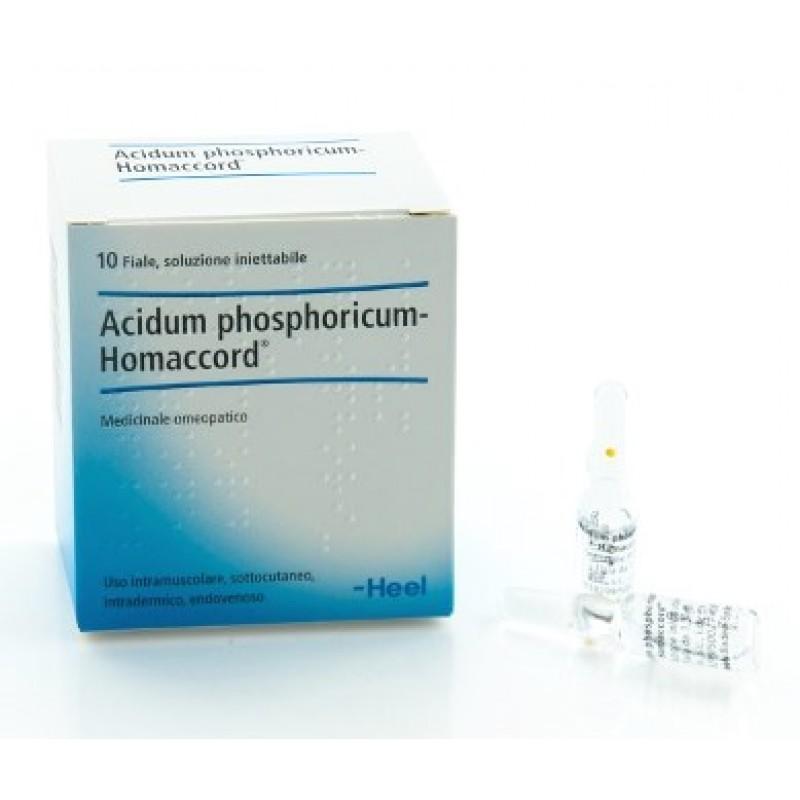 PHOSPHORICUM AC HOMAC 10F HEEL