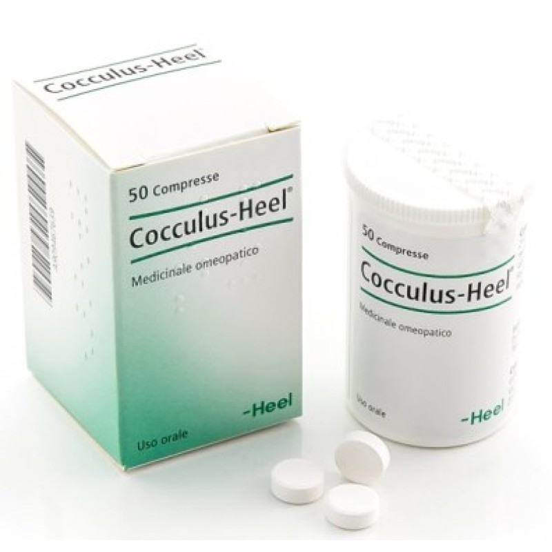 COCCULUS 50TAV HEEL