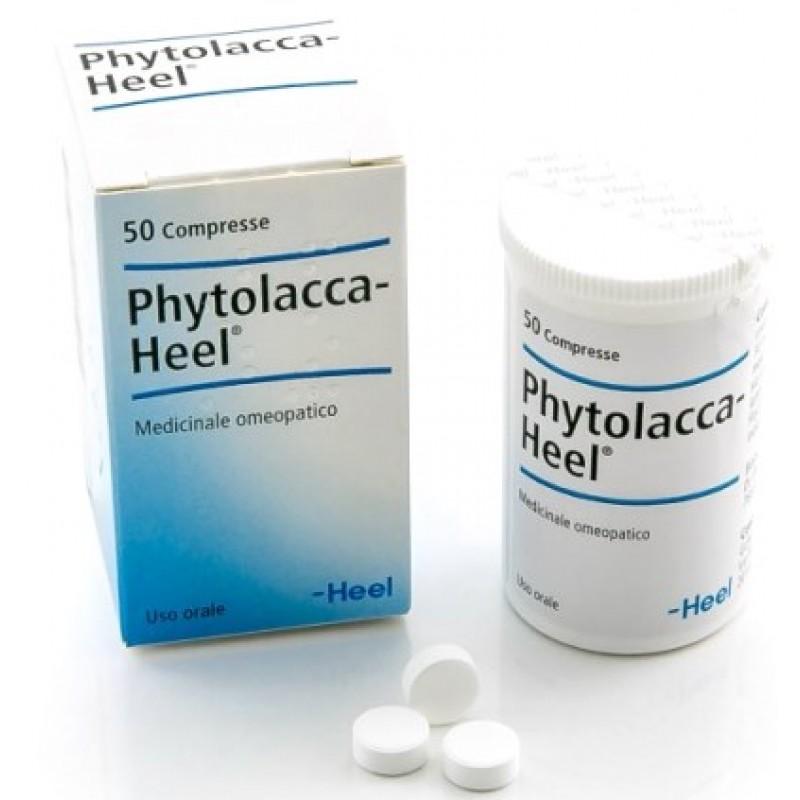 PHYTOLACCA 50CPR HEEL