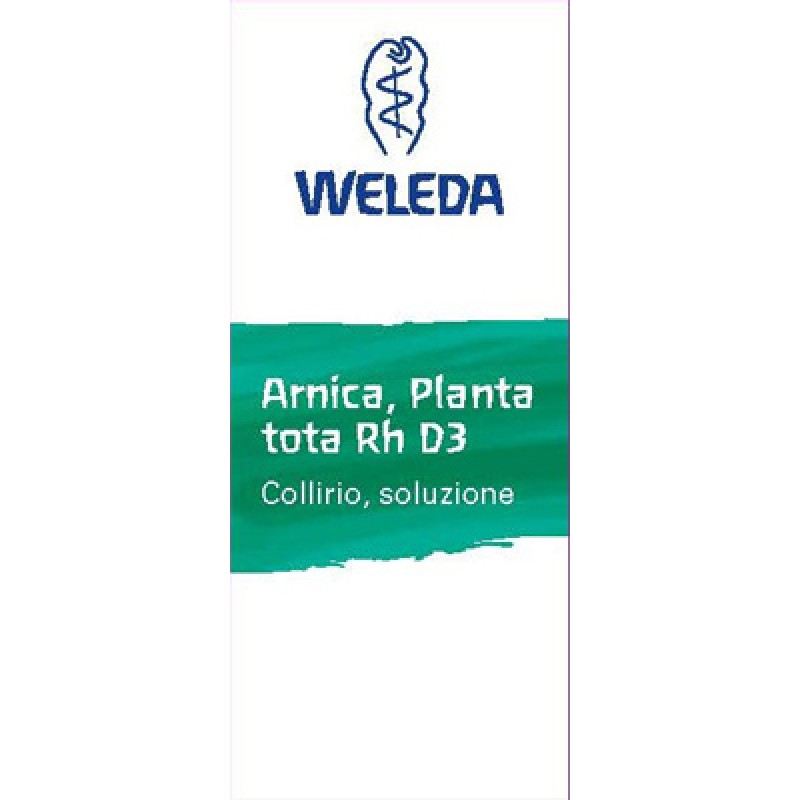 "ARNICA PT D3 COLL 10ML ""WELED"