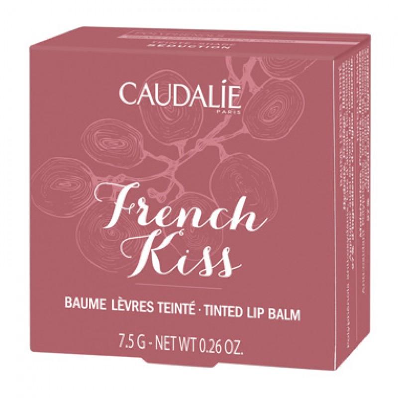 CAUDALIE FRENCH KISS BALSAMO LABBRA COLORATO SEDUCTION